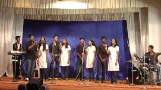 FAREWELL SONG (2008-2010) ST THOMAS HIGHER SECONDARY SCHOOL