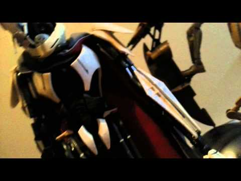Sideshow collectibles  1/6  General Grievous
