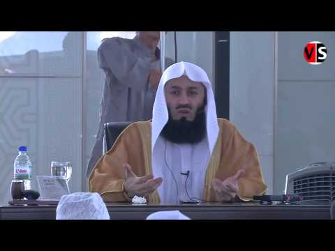 Welcoming Ramadan - Mufti Menk