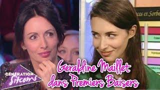Géraldine Maillet (TPMP) dans Premiers baisers