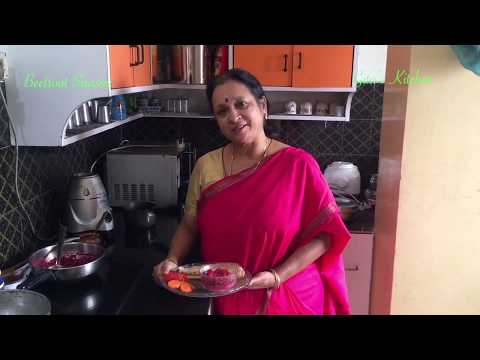 Beetroot Saasmi      Simple Dinner recipe 6