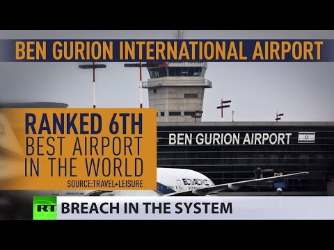 'I hid nine fake bombs in two days': Reporter exposes Israel's Ben Gurion airport security