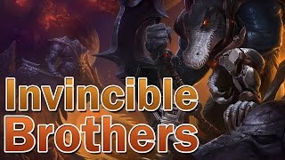 Invincible Brothers (Nasus/Renekton Lore)