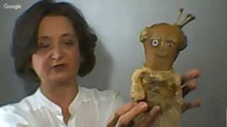 Мастер класс примитивная кукла. Марина Шарипова