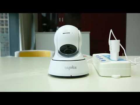 Home Security Mini Network Camera 720p