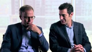 Spotlight: Tom McCarthy & Josh Singer Behind the Scenes Movie Interview