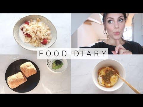DIÄT RICHTIG STARTEN | ZURÜCK IN DIE GESUNDE ROUTINE (EIN VERSUCH) - FOOD DIARY | BARBARELLASLIFE