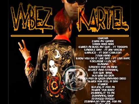 Vybz Kartel - Girls You Too Bad (friendly Fire Riddim) Jan 2011 video