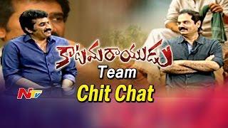 Pawan Kalyan's Katamarayudu Team Special Chit Chat || Rao Ramesh || Dolly