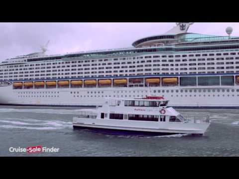 Voyager of the Seas - Royal Caribbean (NZ Port Arrival)