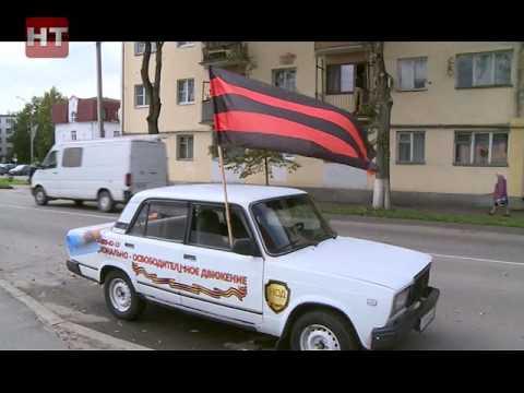 У здания администрации Великого Новгорода прошла серия одиночных пикетов