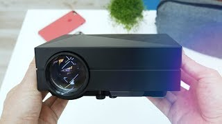 Under $100 Projector for Gaming and Movies - GM60