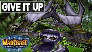 Warcraft 3 - Give it Up