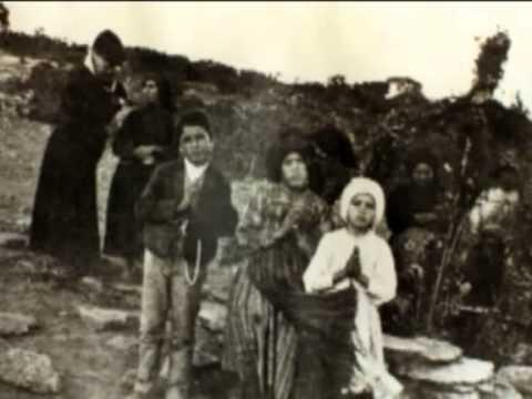 Apariciones de la Virgen de Fátima en Portugal