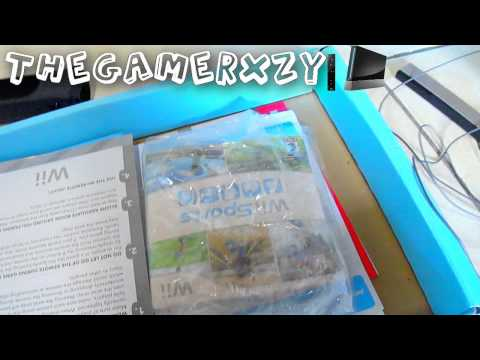 Unboxing Nintendo Wii (Brasil)