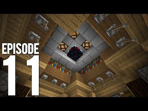 Hermitcraft 3: Episode 11 - Smart Redstone Storage System