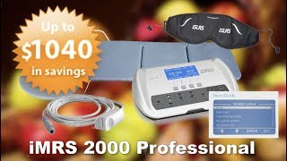 iMRS 2000.com Thanks & Giving Promo [$1040 Off]