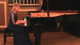Rachmaninov Etude-tableaux in E flat minor op. 33 No 6
