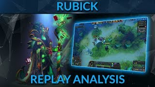 Dota 2 Pro Rubick Guide - How to make the decisions that win games