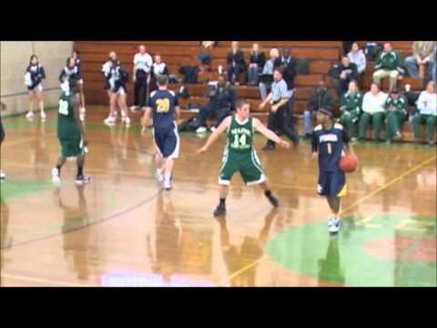 Christiaan Hammond PG#1 Fisher College Basketball