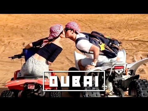 JOSEPH GERMANI & ALICIA TAN GOES TO DUBAI