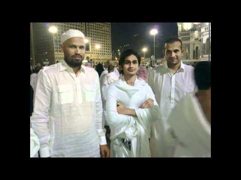 Yusuf Pathan & Irfan Pathan on Hajj