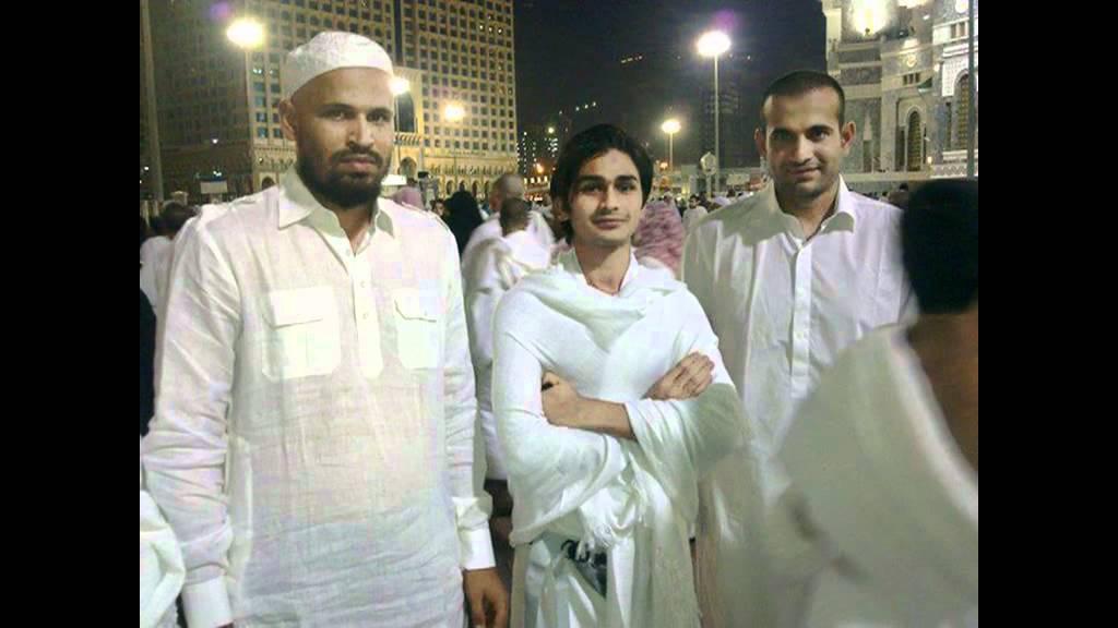 Yusuf Pathan And His Wife Yusuf Pathan  amp Irfan Pathan on