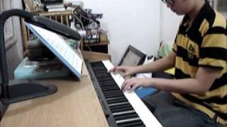 (Piano Sheets) Linkin Park - Crawling (Remix - Krwlng) Piano Cover
