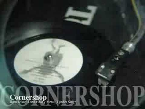 Cornershop - Born Disco;Died Heavy Metal