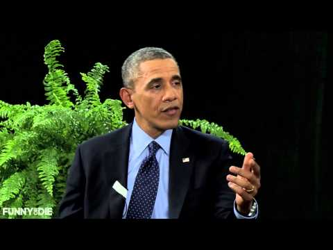 Between Two Ferns With Zach Galifianakis: President Barack Obama video