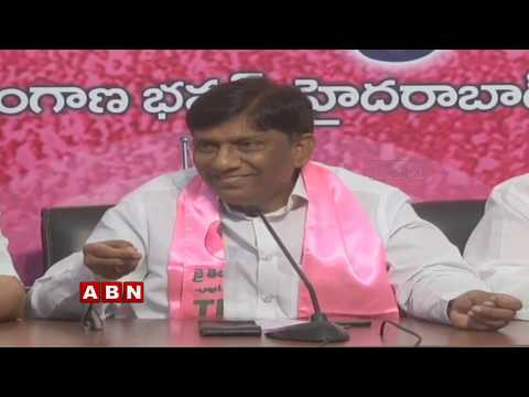 TRS MP Vinod Kumar Press Meet Live at Telangana Bhavan | ABN Telugu