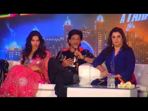 Happy New Year Official Trailer Launch | Part 3 | Shahrukh Khan | Deepika Padukone
