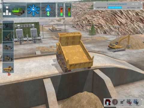 bagger simulator 2008 gameplay 2