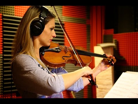 Kamila Malik - Crystallize (Lindsey Stirling cover)