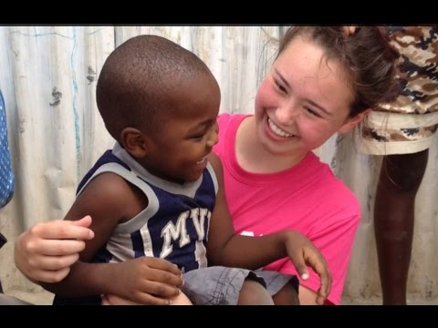 Cross to Light Haiti Missions Video - Saints Come Marching