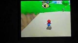 2 cool Super Mario 64 DS glitches