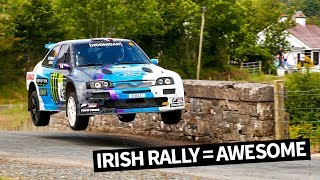SIXTY Mk2 Escorts and Epic Tarmac Stages? Ken Block Takes on the Donegal Rally in Ireland