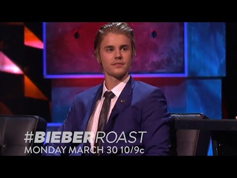 First Clips From the Justin Bieber Roast!