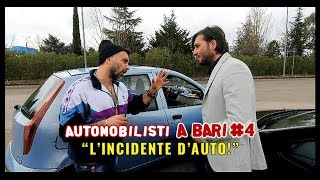 "VIDEO COMICO - ""BARI: incidente d"