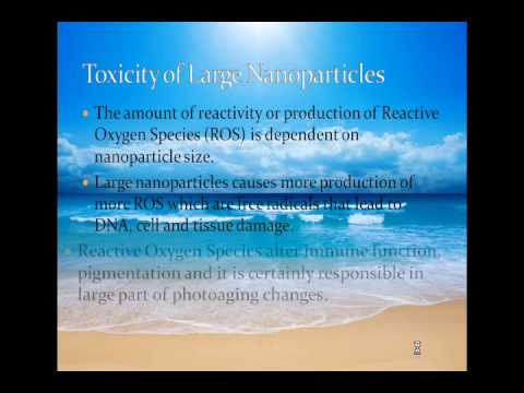 Toxicity of Titanium Dioxide Nanoparticles in Sunscreen.wmv