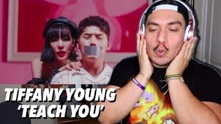 Tiffany Young Teach You Official Music Audio Reaction