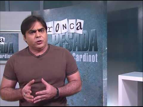 Bronca Pesada com Cardinot (15/07/2010) - TV Jornal Digital
