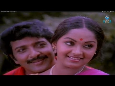 Ananda Ragam - Sivakumar | Radha - Tamil Full Movie video