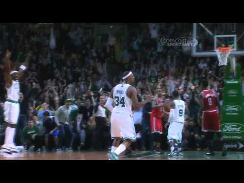 Rise - Boston Celtics '12-'13 Season Highlights (1/2)