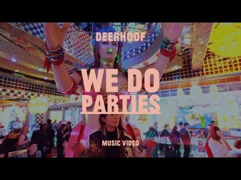 Deerhoof - &quot;We Do Parties&quot; (Official Music Video)