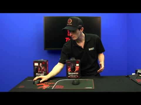 Thermaltake TT eSports peripherals showcase