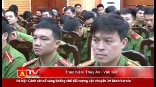 Chương trình ATV 9/6/2017 do báo An Ninh Thủ đô sản xuất