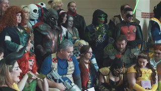 Ohio River Valley Cosplayers- Lexington Comic And Toy Con 2017