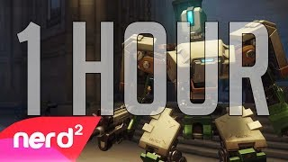 Overwatch Song | Tank Mode (Bastion Song) [1 HOUR] | #Nerdout