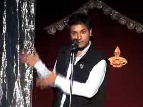 MIMICRY of Bollywood Celebrities live performance by sandeep...